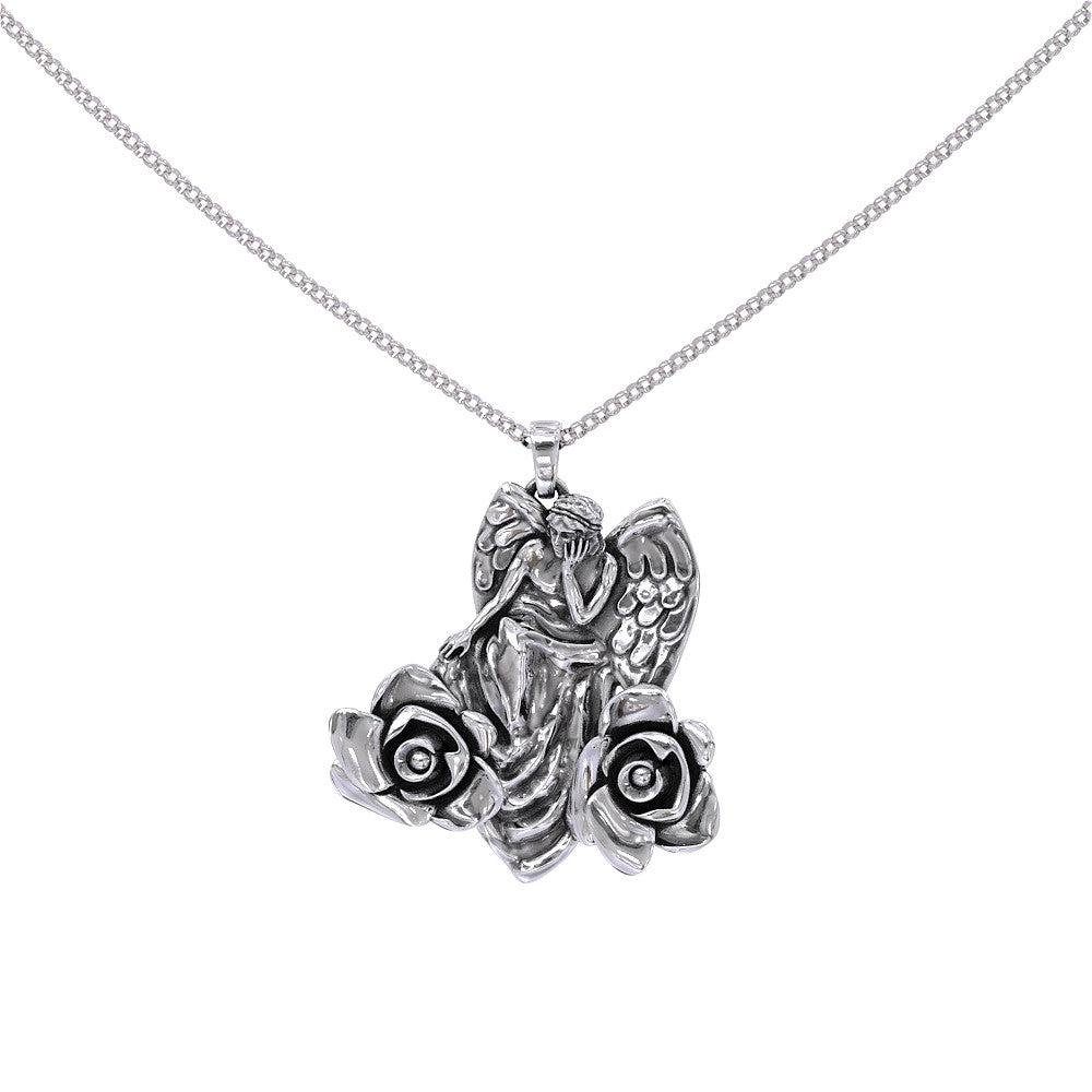 Angel Roses Necklace