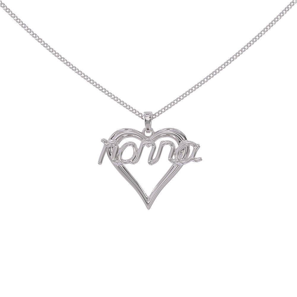 Everybody Loves Nonna - Beautiful Pendant