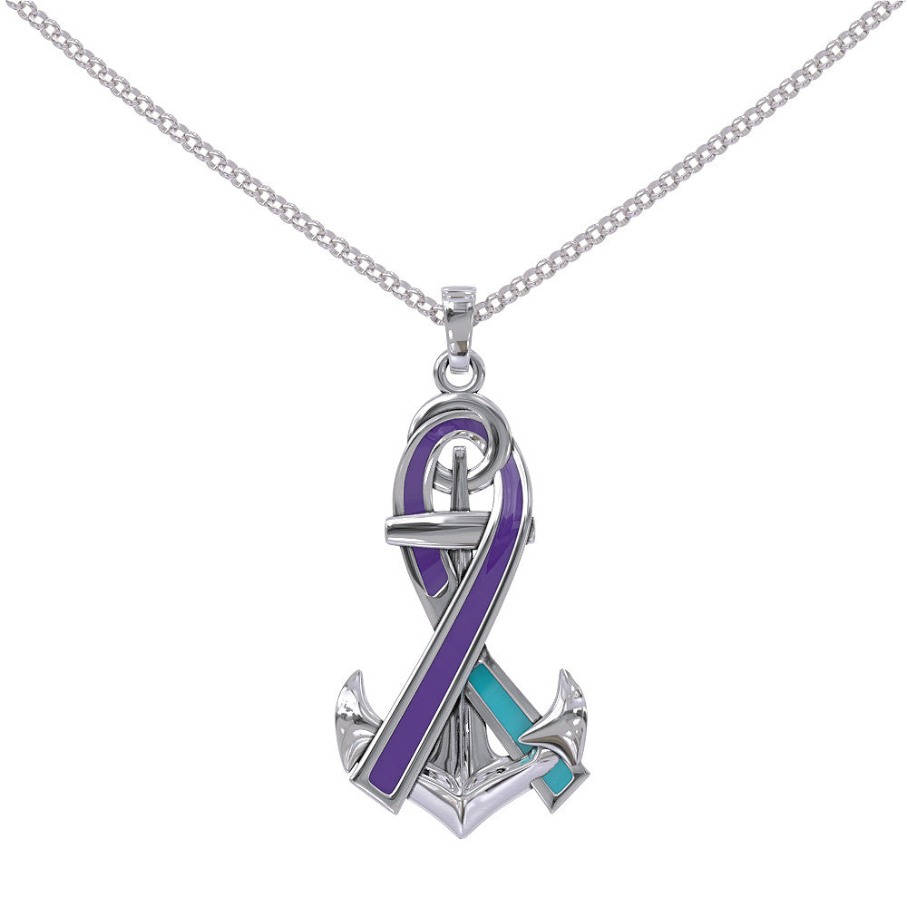 Support Anchor Suicide Awareness