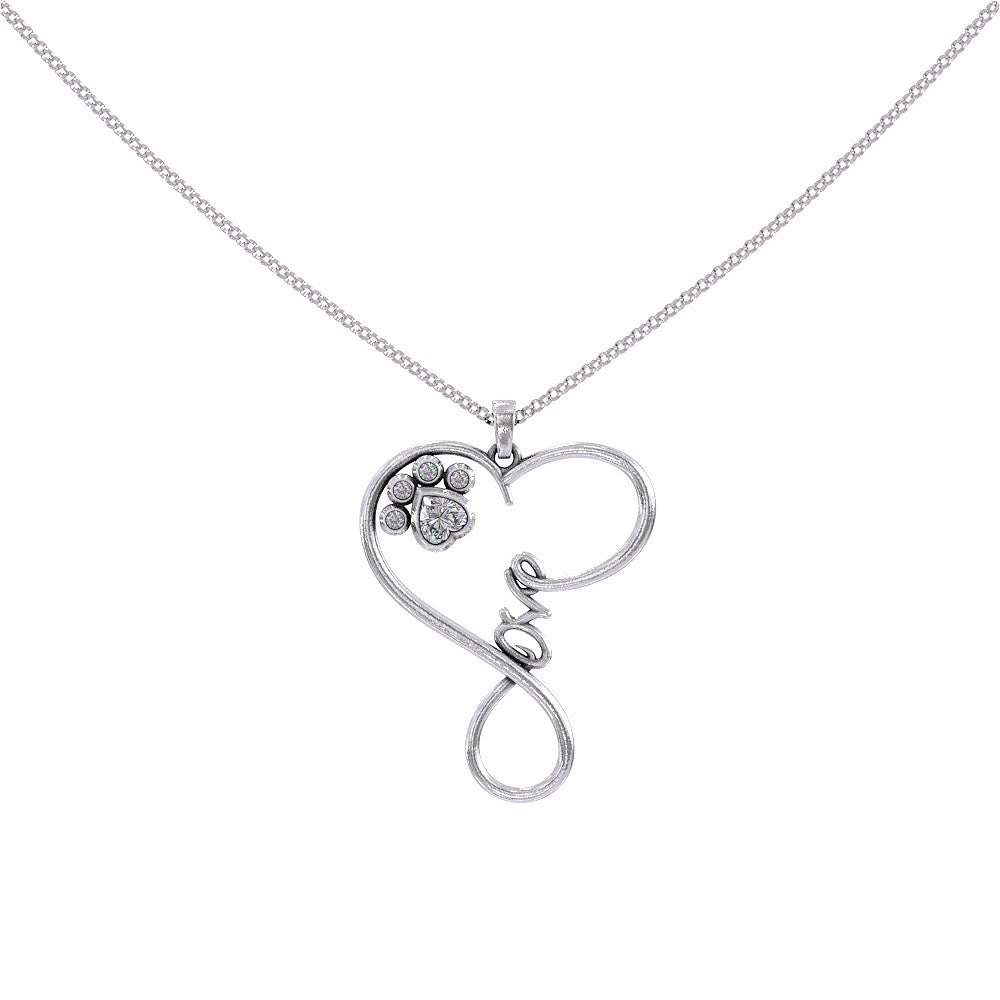 Love Paws Necklace