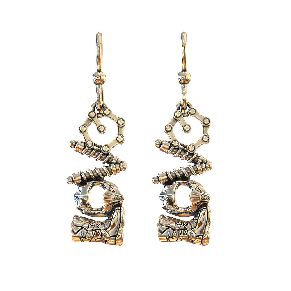LOVE Moto Earrings - STRICTLY LIMITED EDITION