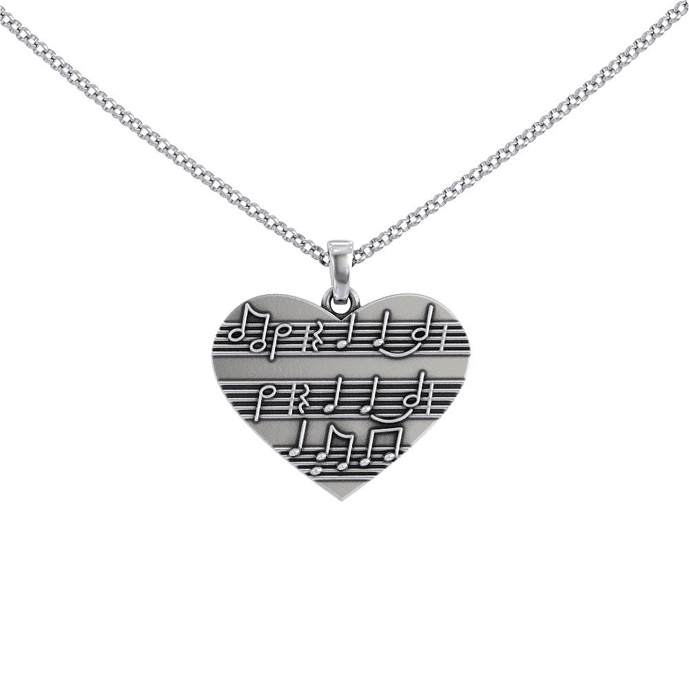 Music Love Necklace