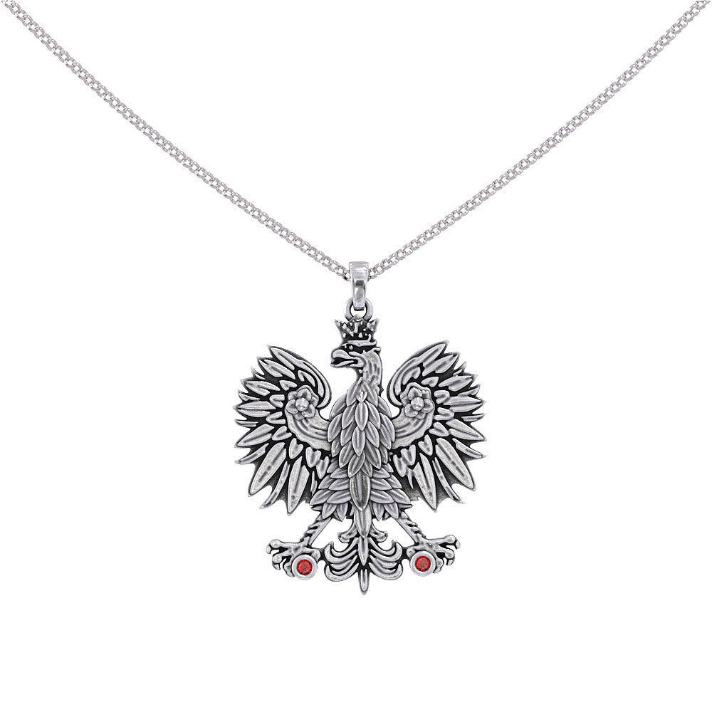 Polish Eagle Necklace