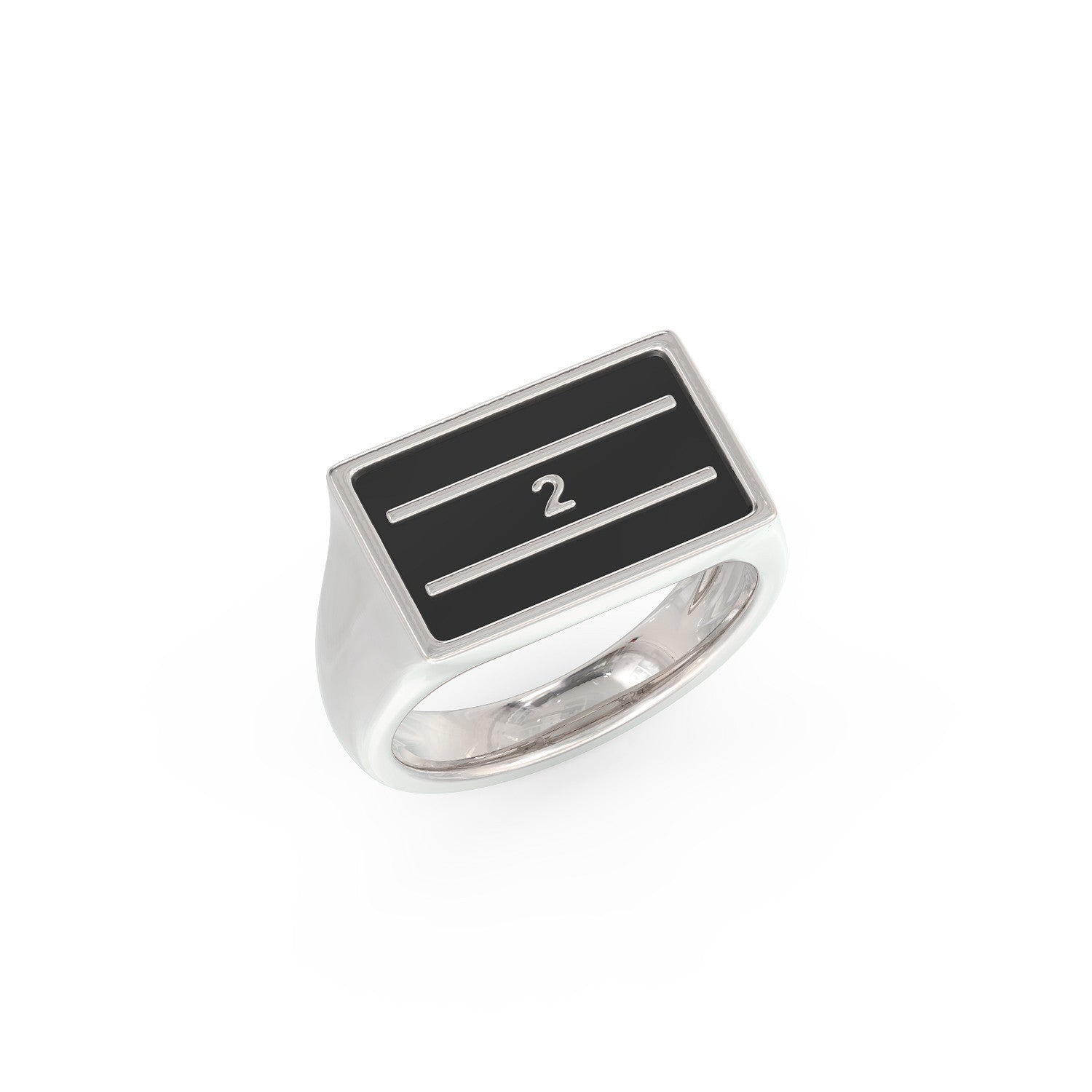 2nd Amendment Gun Rights Flag Ring
