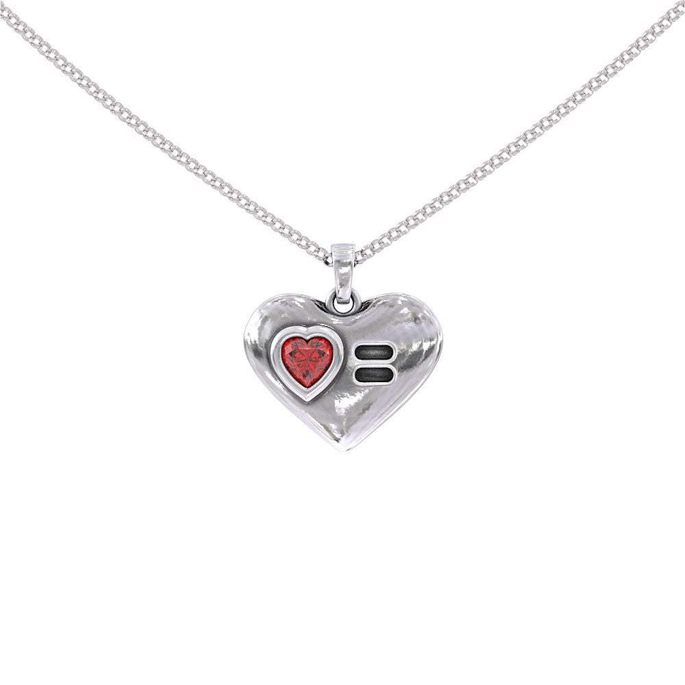 Heart Equality Necklace