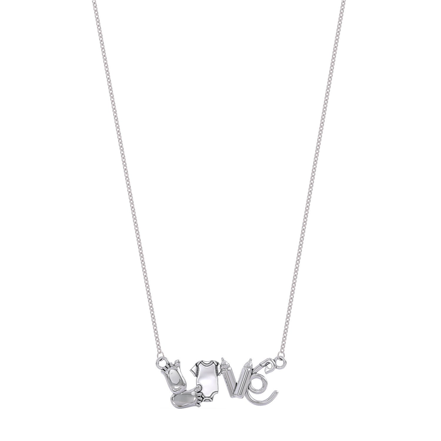 Love Necklace for New Mom