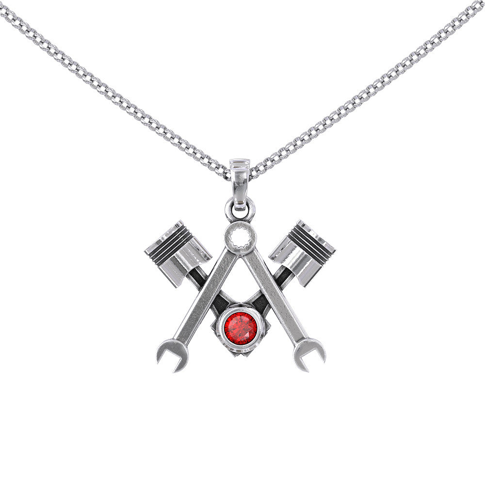 Mechanic Necklace