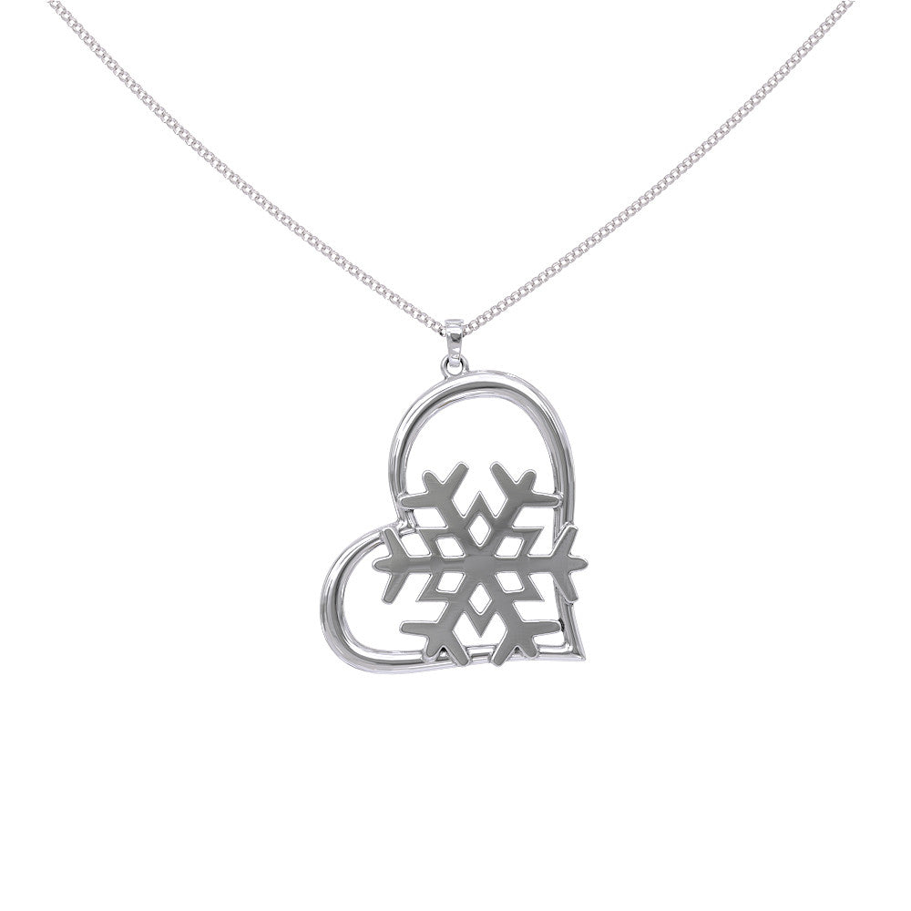 Powder In My Heart Necklace