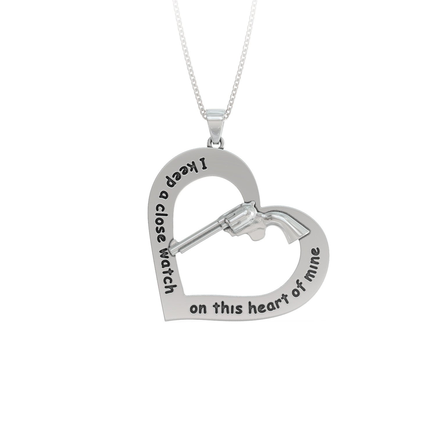 This Heart Of Mine Necklace