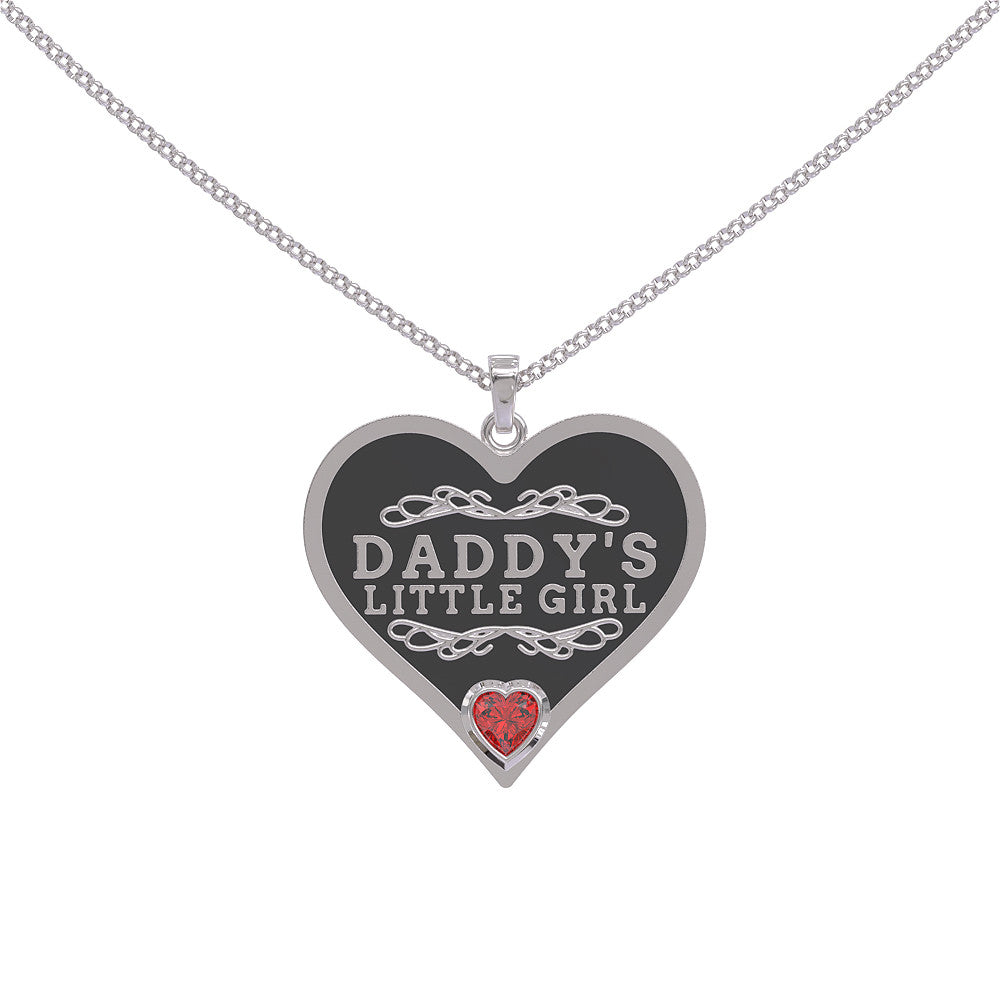 Daddy's Little Girl Pendant