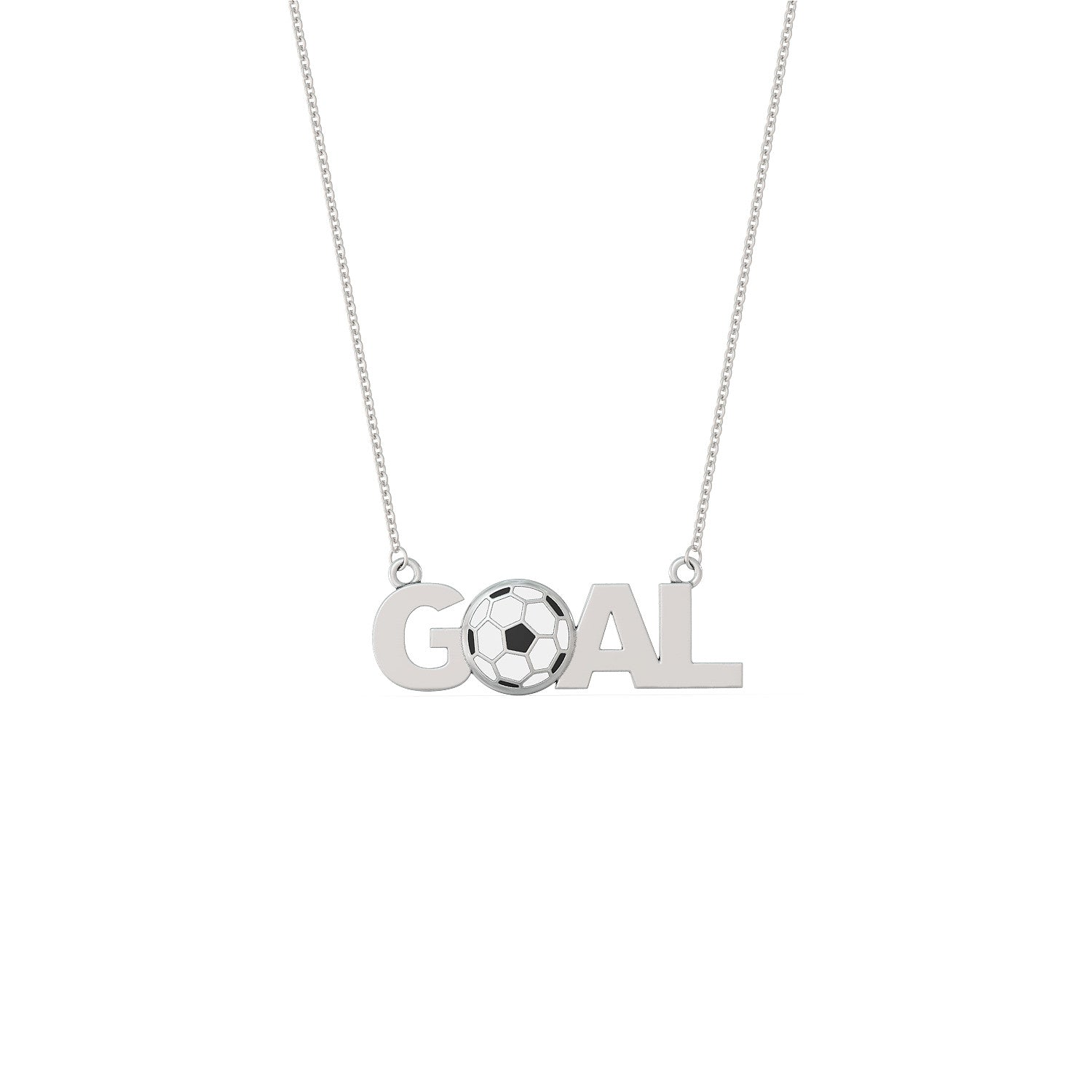 Goal Necklace