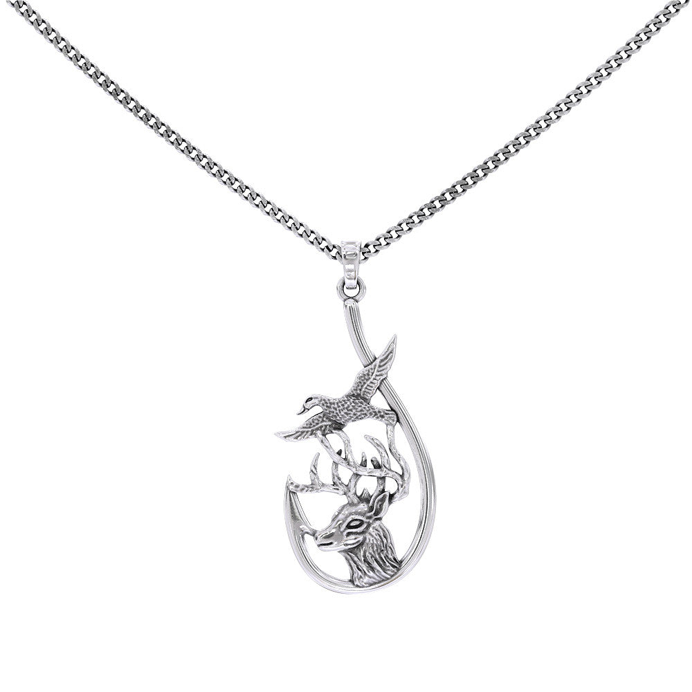 Hunting & Fishing Pendant