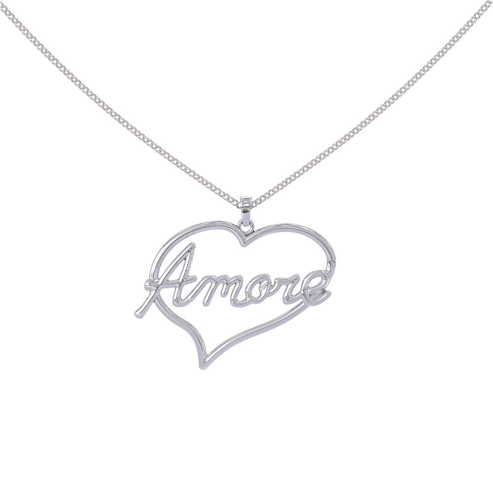 Italian Amore Necklace