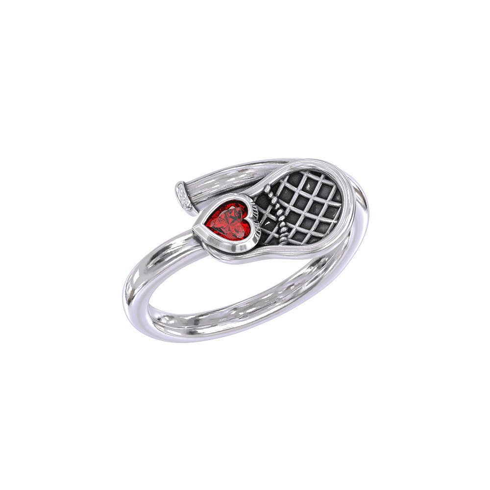 Love Lacrosse Ring - LIMITED RELEASE