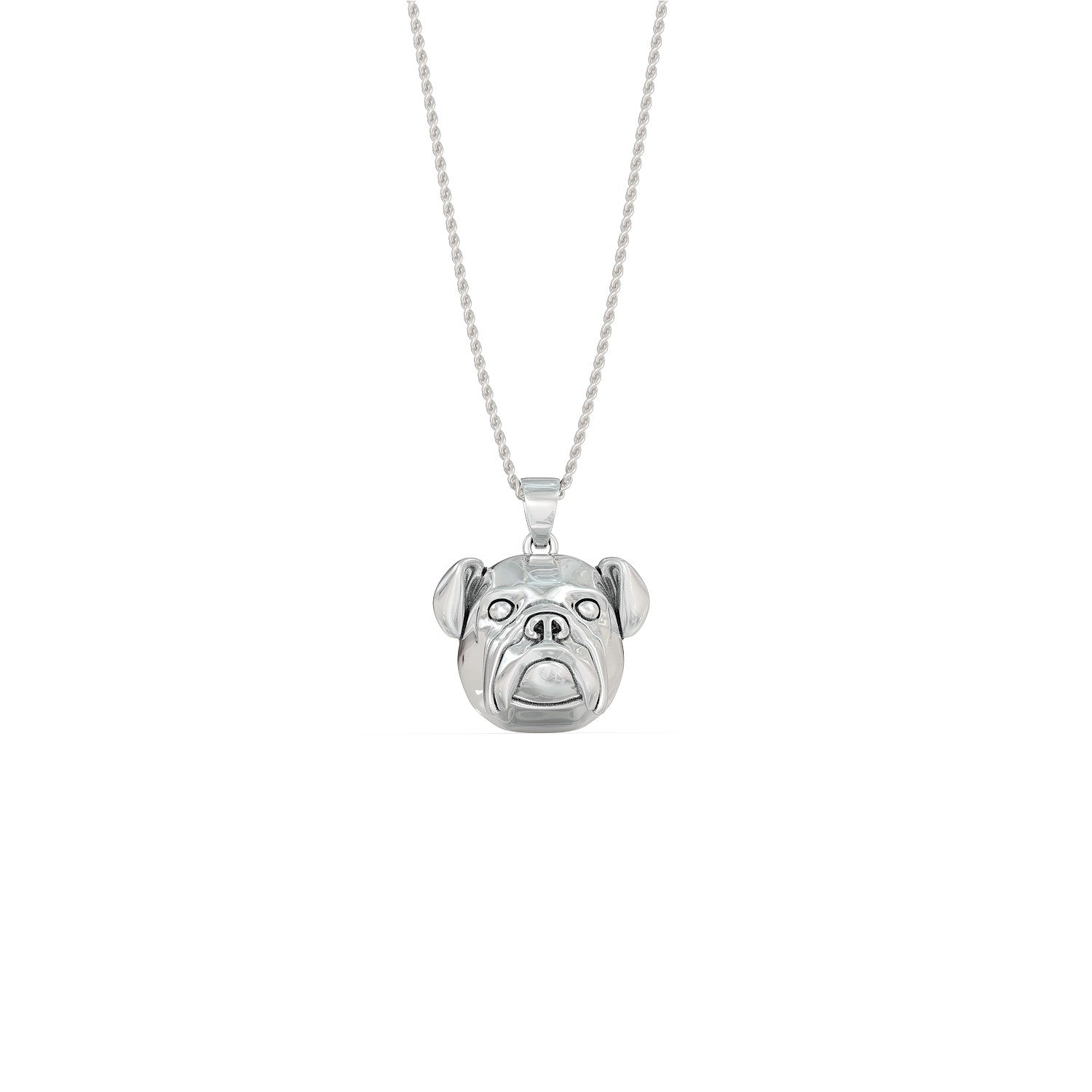 Pitbull Thought Necklace