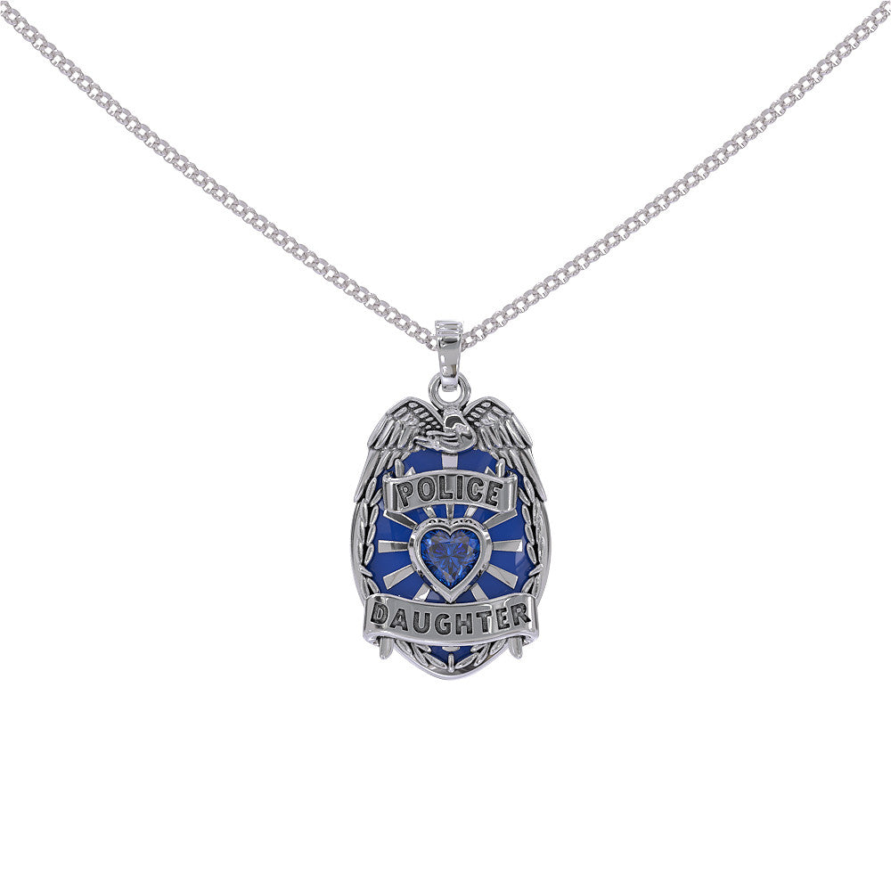 Police Daughter Pendant