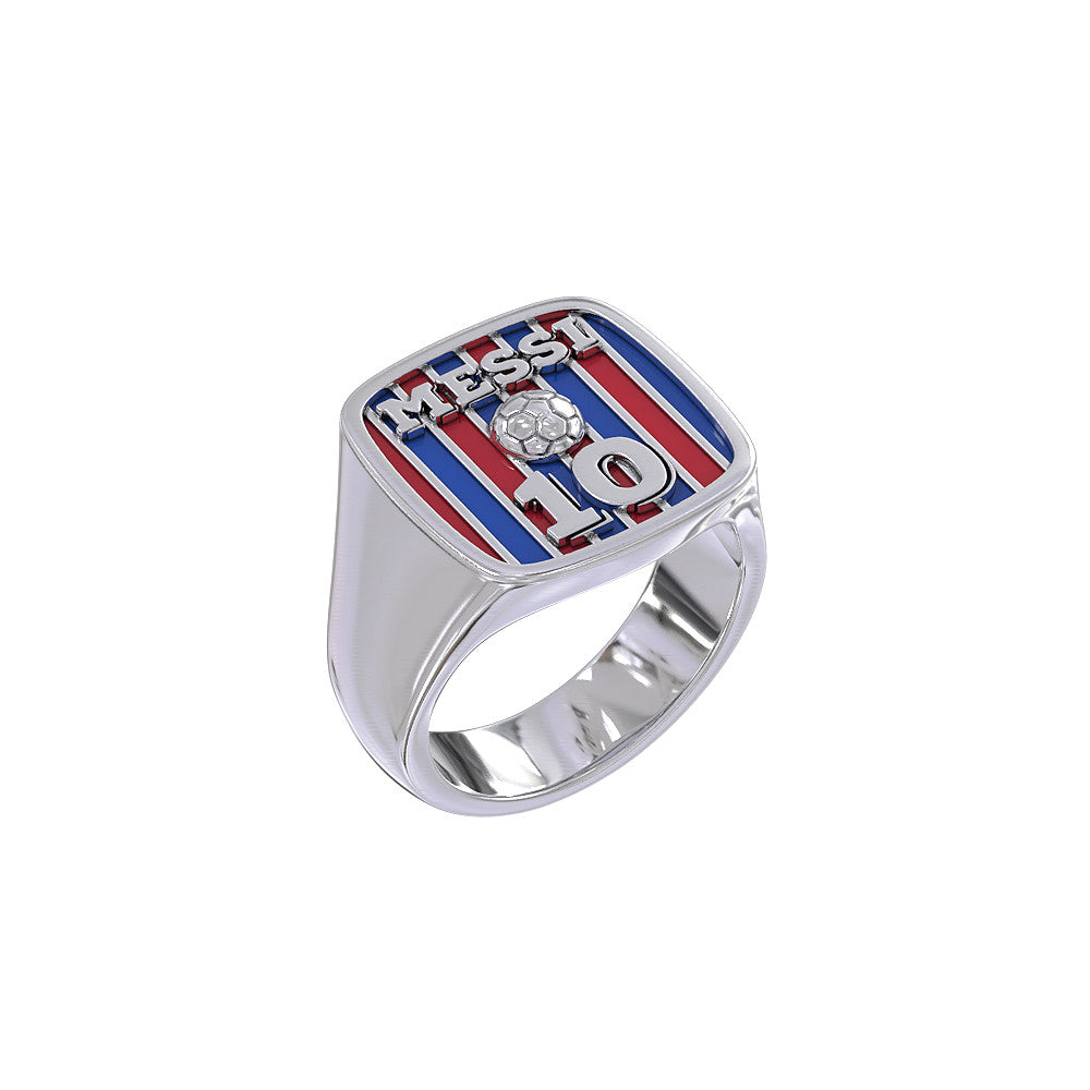 Get Messi - Limited Edition Signet Ring
