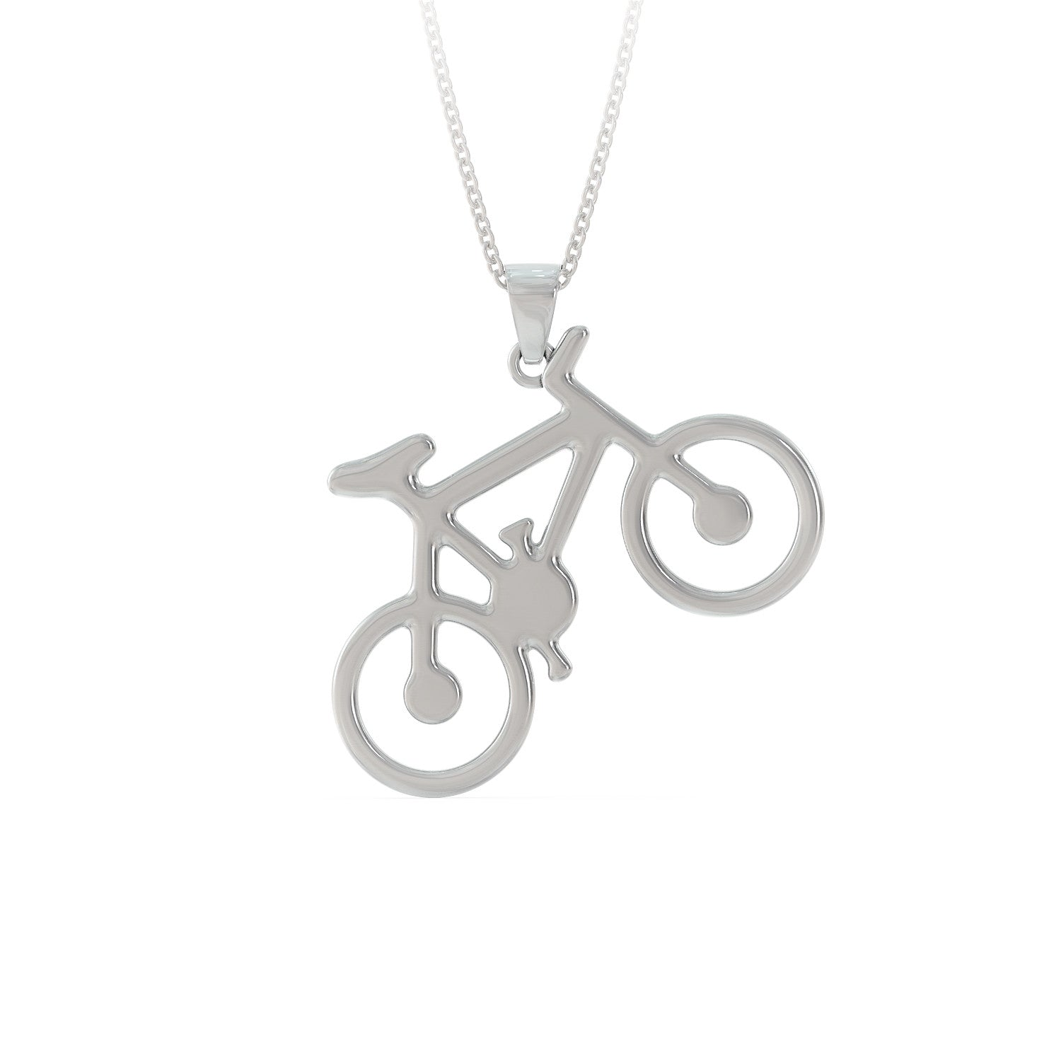 Bicycle Necklace - LIMITED EDITION