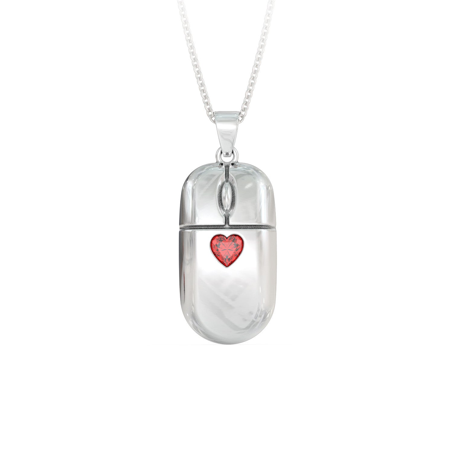 Personalized Birthstone - Love Gaming - Mouse