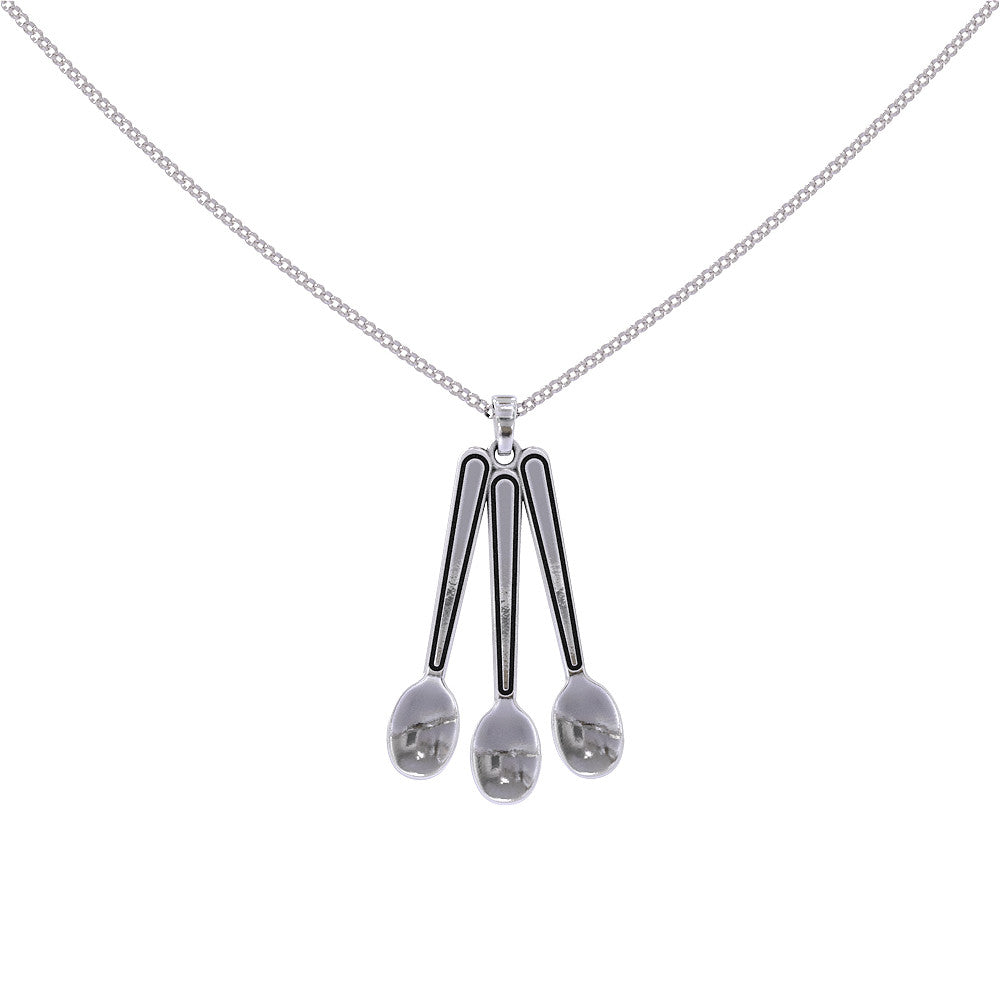 Extra Spoons Necklace