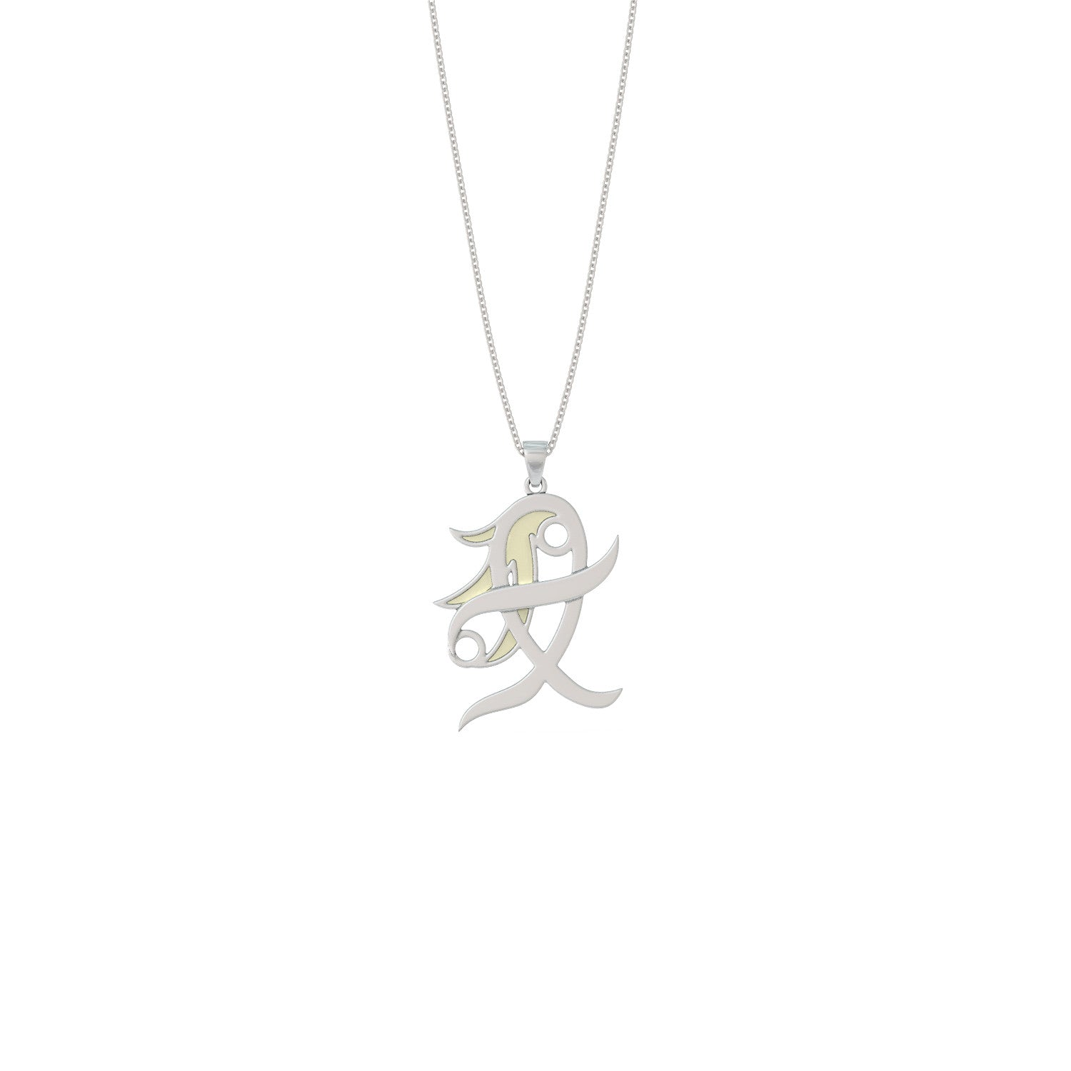 birthstone gold necklace virgo constellation