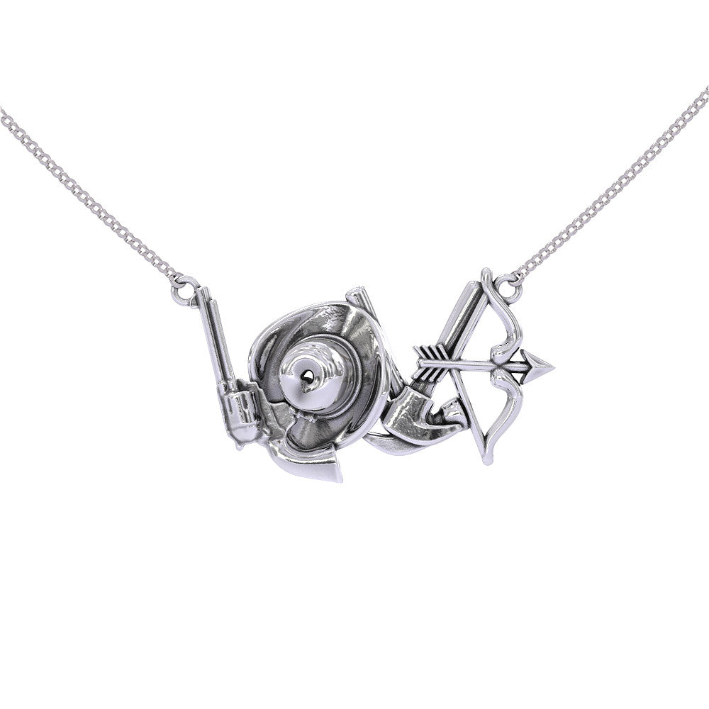 Love Zombie Necklace - 925 silver ** Limited Edition **