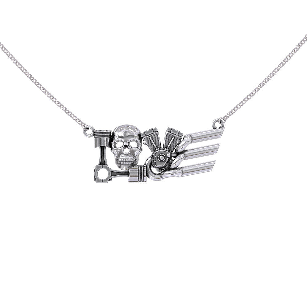Biker Love Necklace - STRICTLY LIMITED EDITION