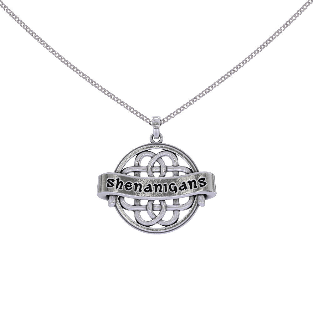 Shenanigans Necklace