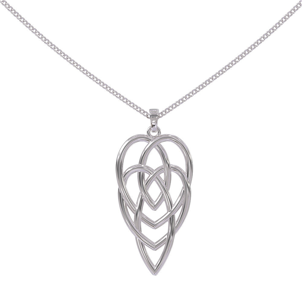 products il motherhood handmado com necklace celtic fullxfull heart knot