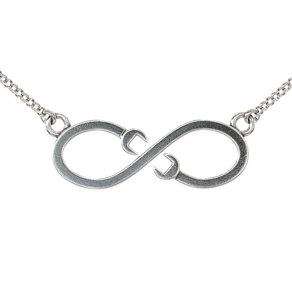 Infinity Mechanic Necklace