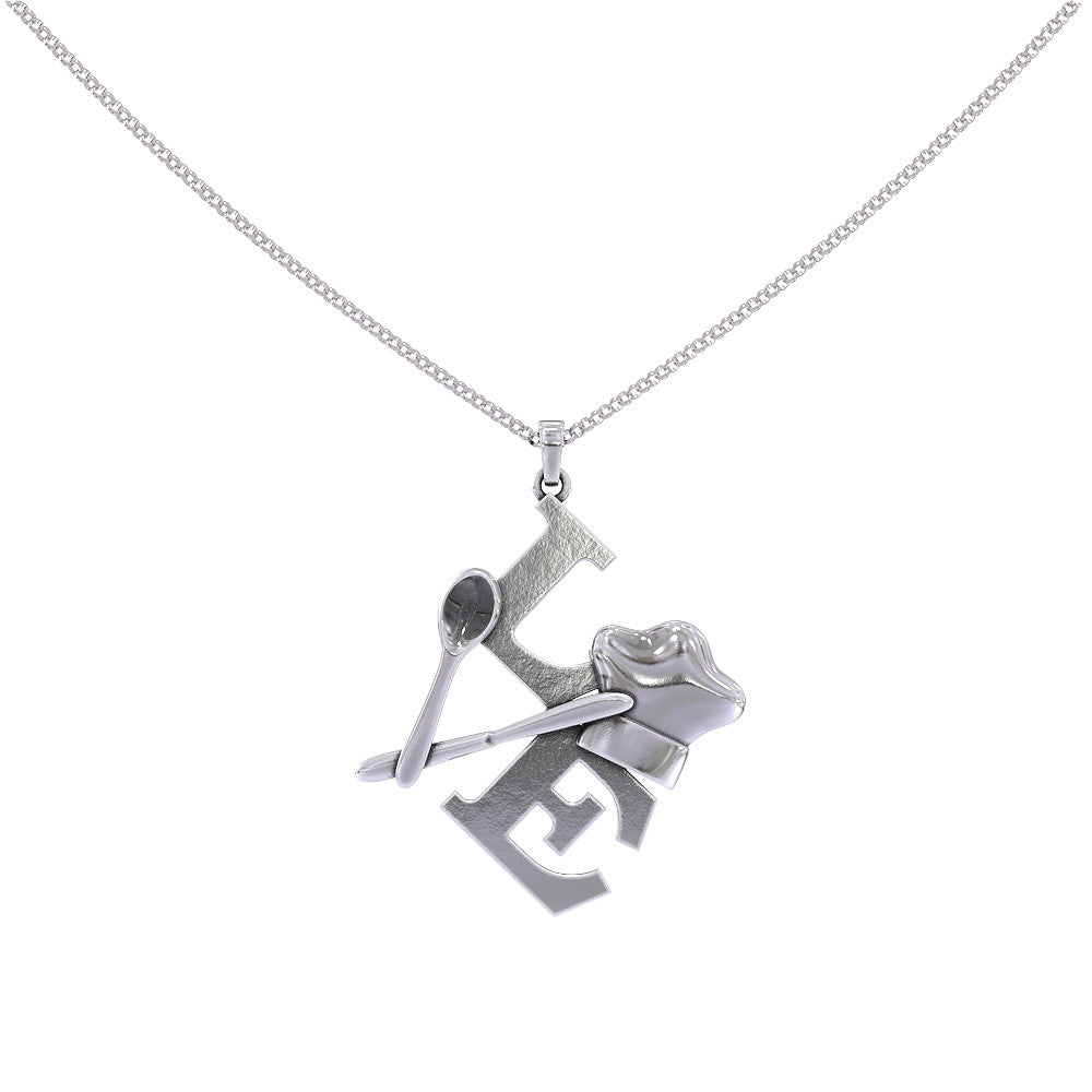 Love Chef Necklace