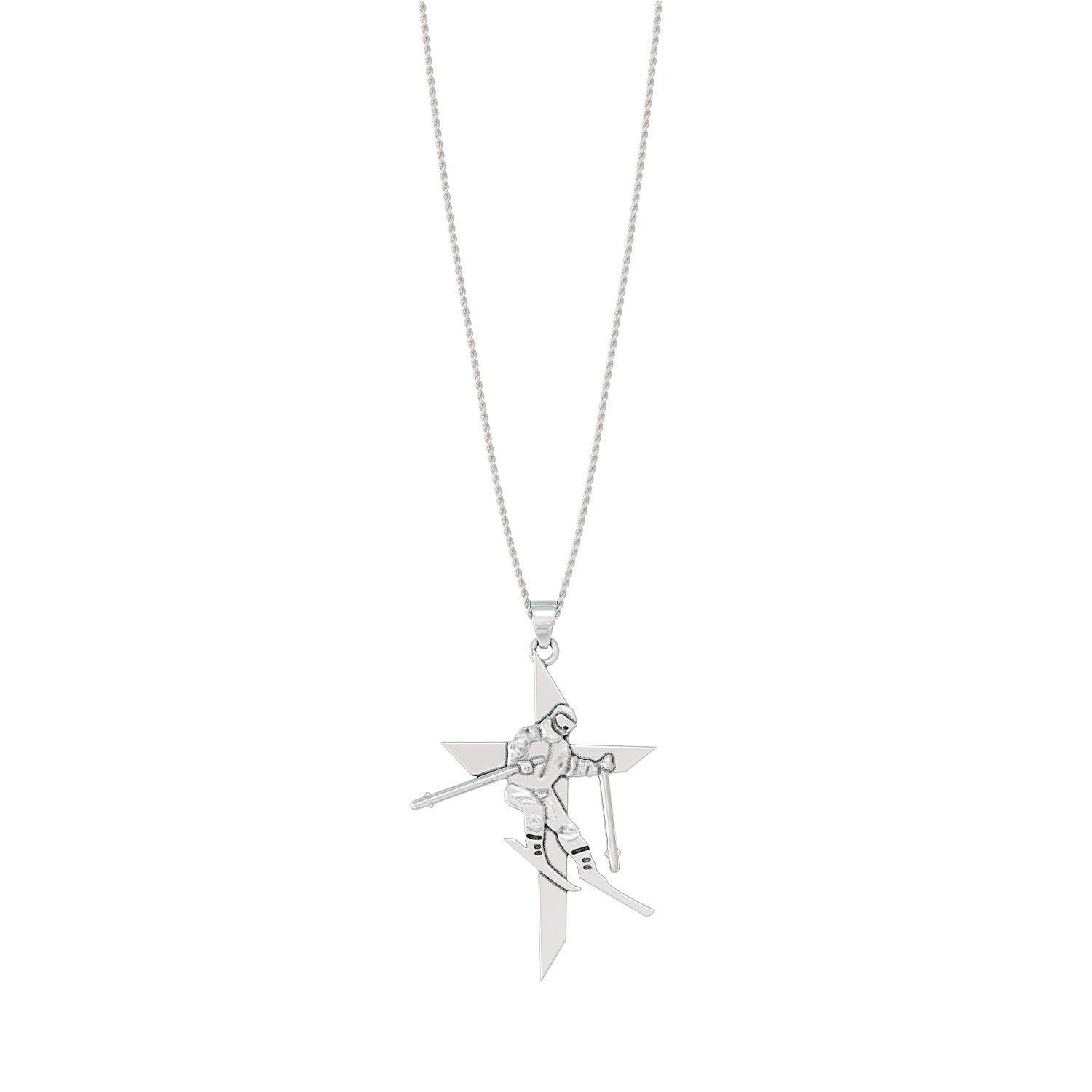 Ski CROSS Necklace - STRICTLY LIMITED EDITION