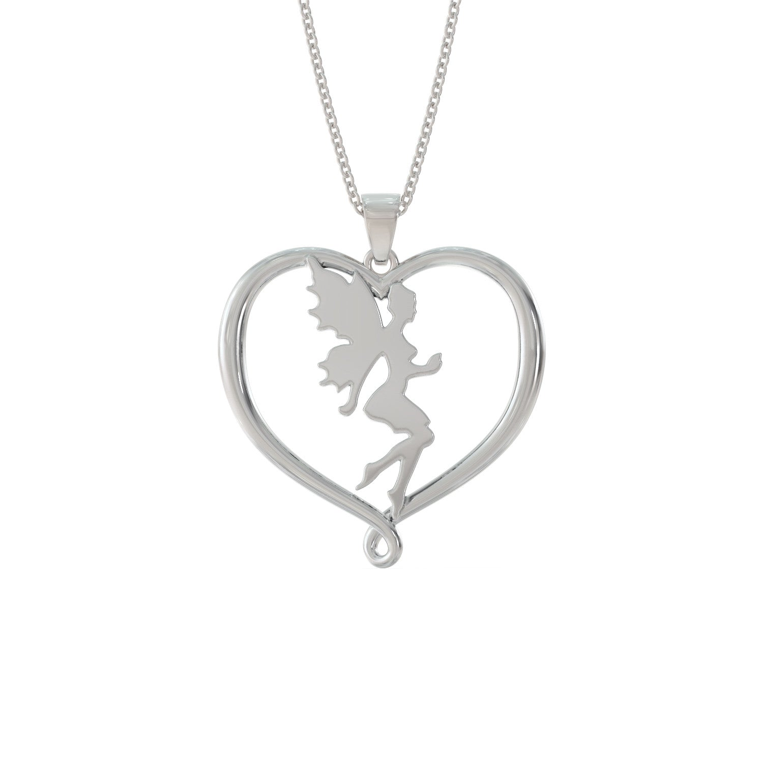 Fairy Love Necklace