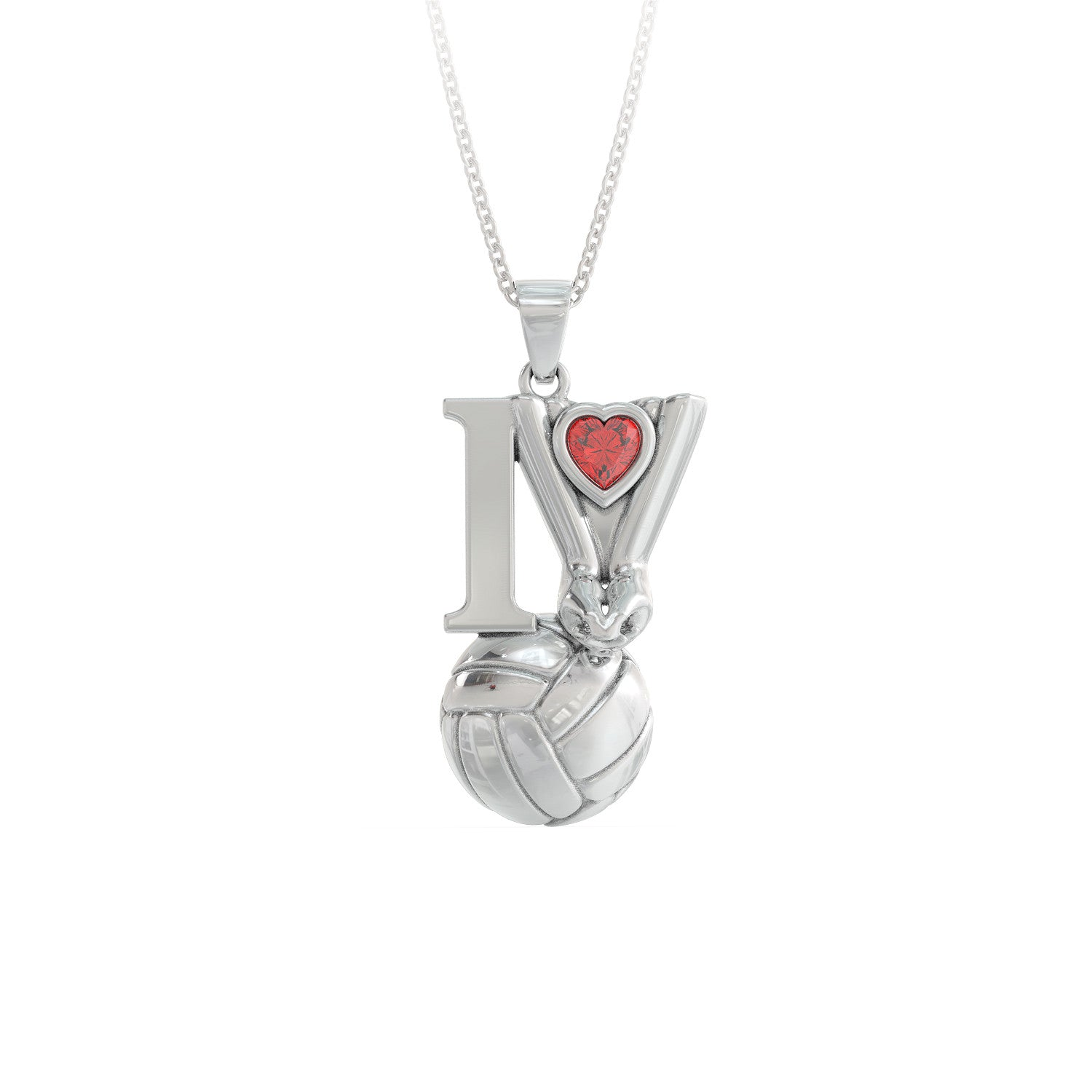 I Love Volleyball Birthstone - Bestseller