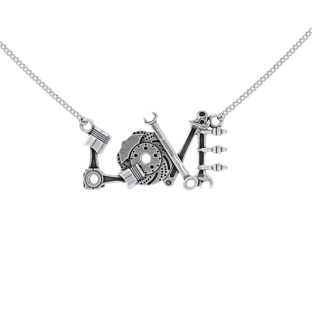 Love Car Parts Necklace – ShineOn