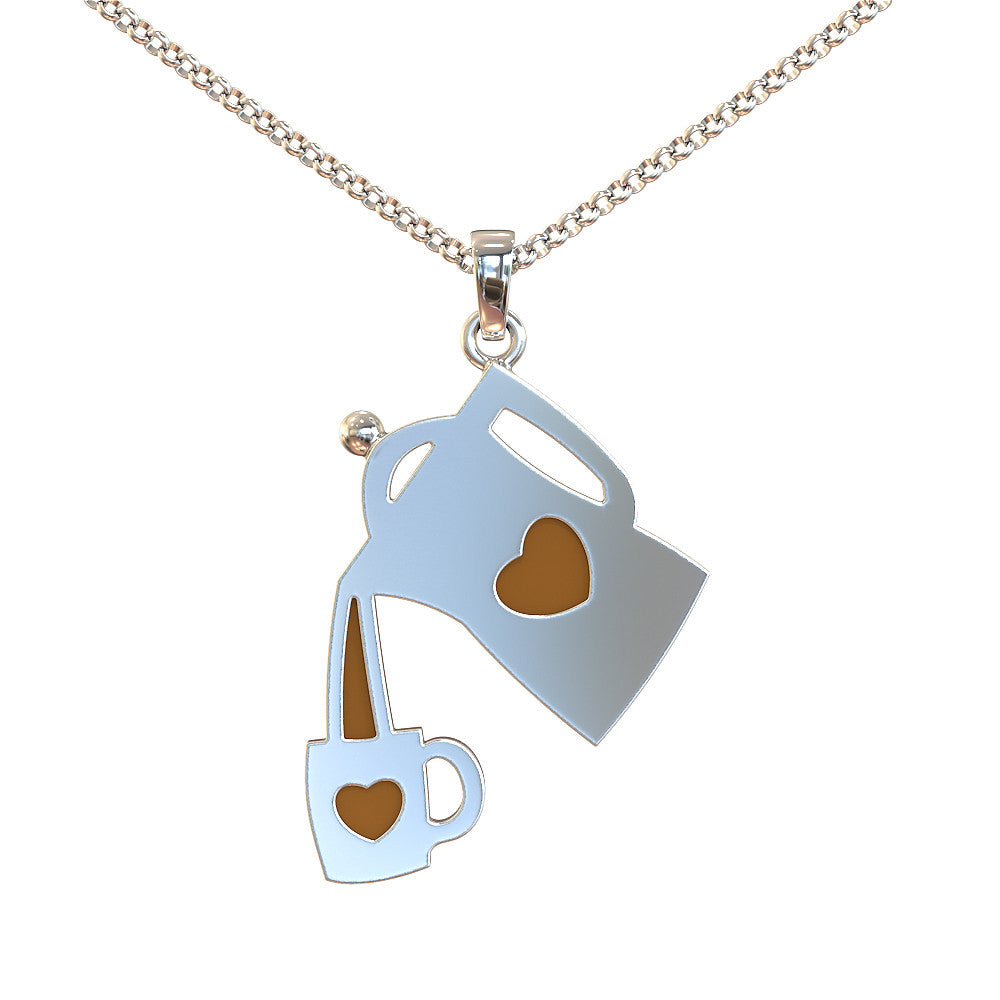 Coffee Lover Pendant