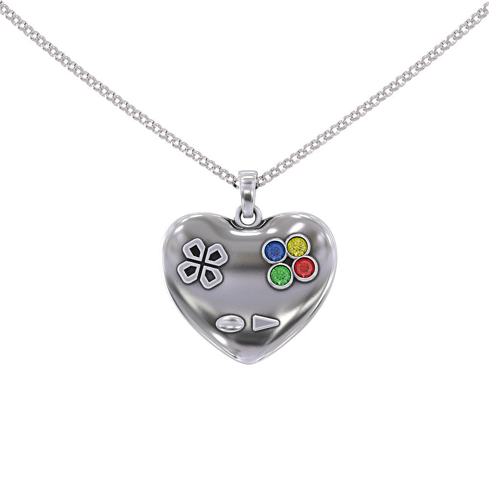 Love Gaming Pendant - LIMITED RELEASE
