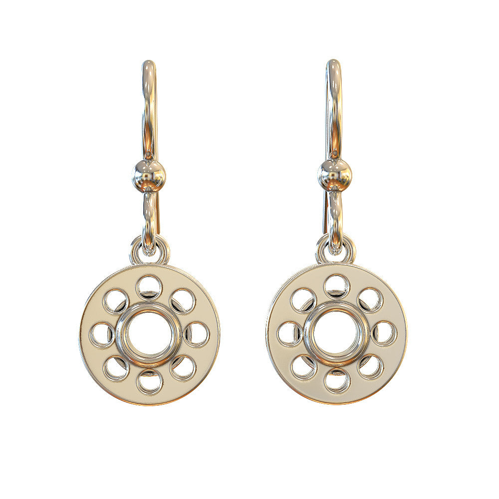 Bobbin Earrings - STRICTLY LIMITED EDITION