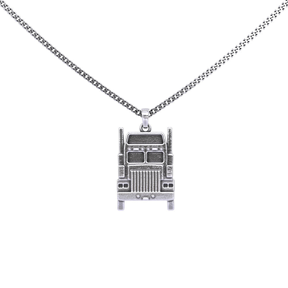 Trucker Necklace