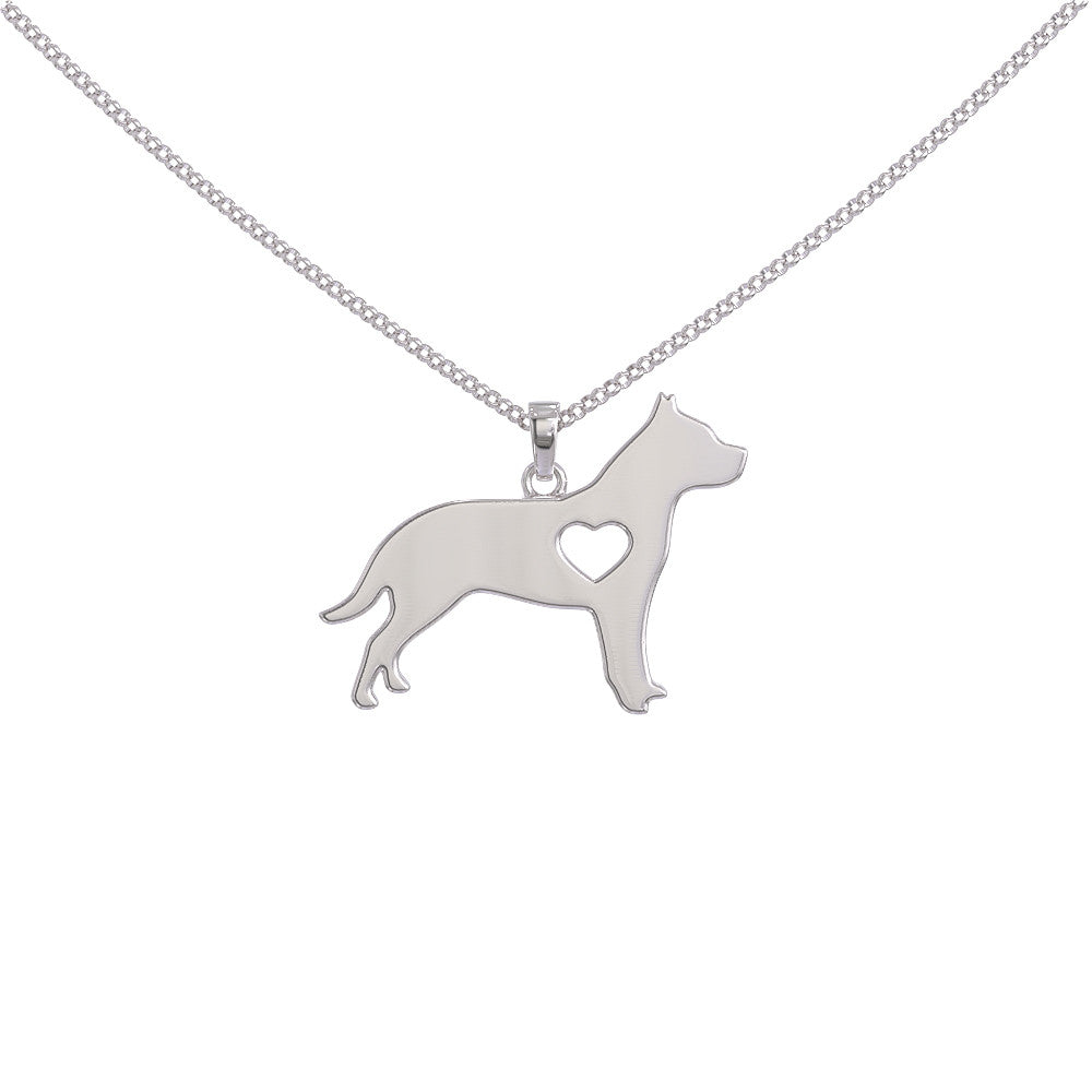 Pitbull Lover Pendant