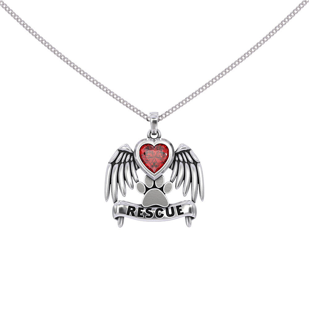 Rescue Wings Pendant