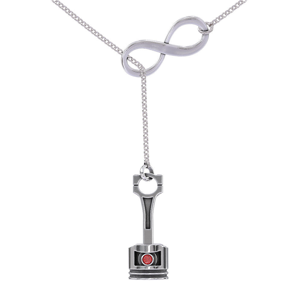 Love Piston Necklace