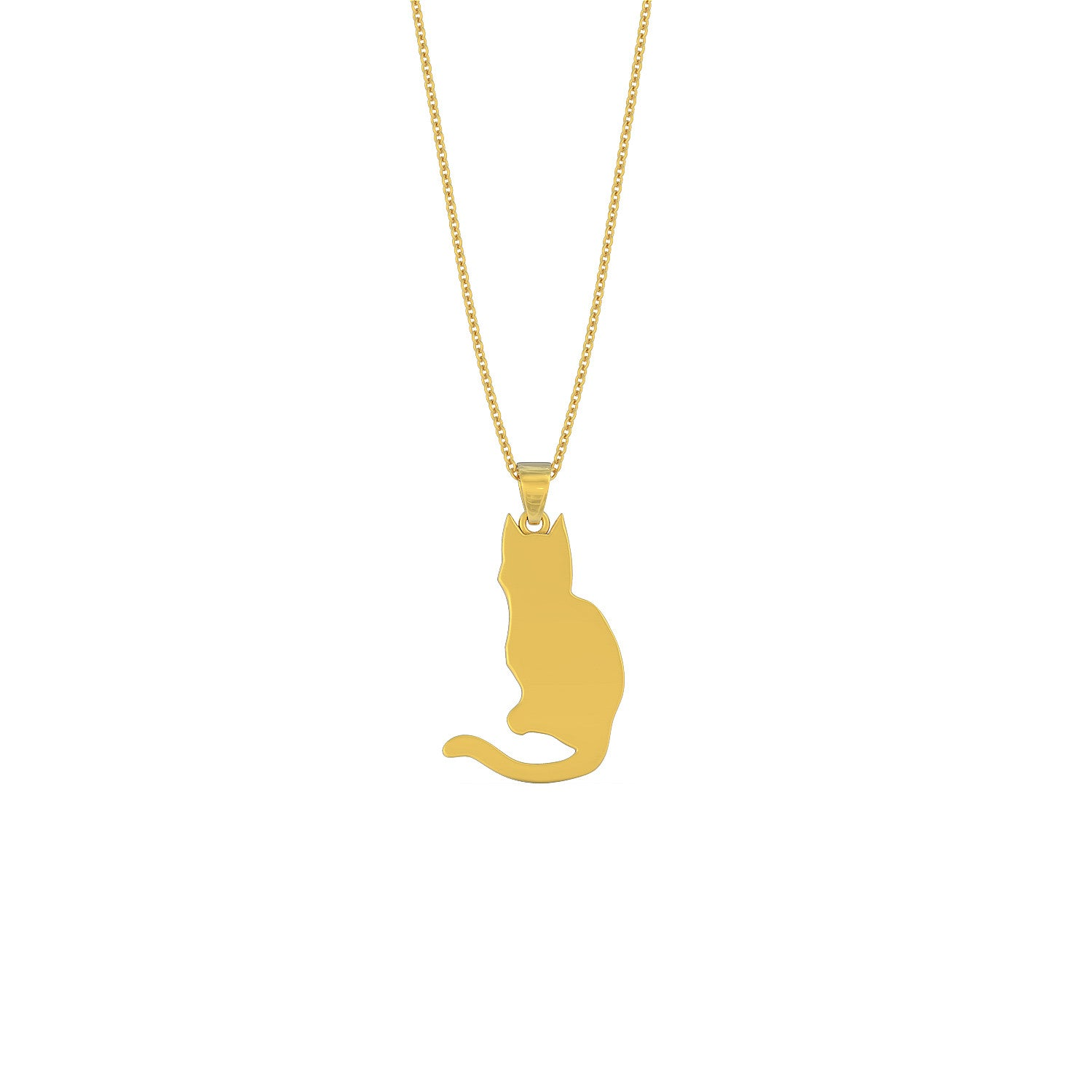 Cat Necklace