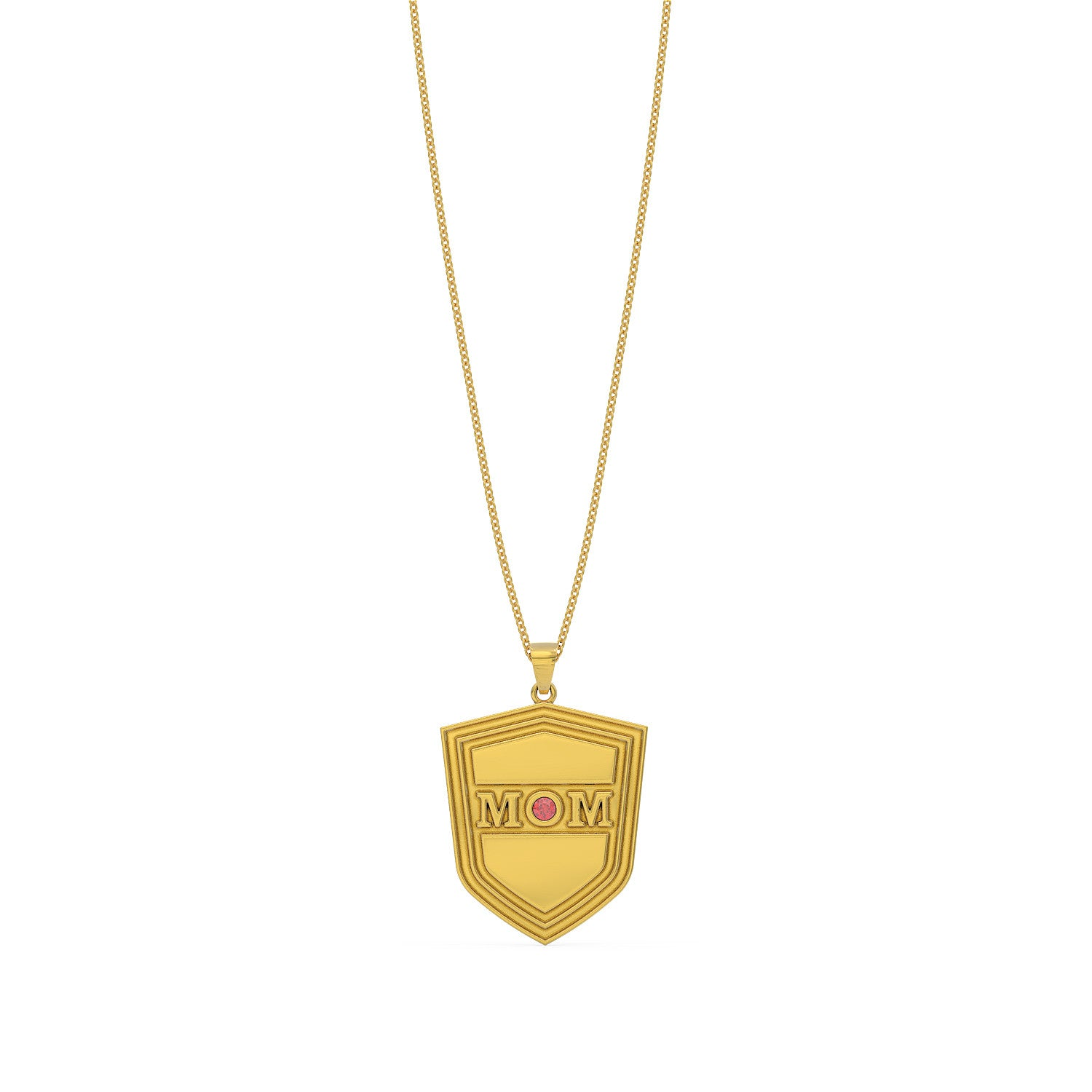 Knights Mom Necklace