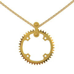 Cog Necklace - STRICTLY LIMITED EDITION