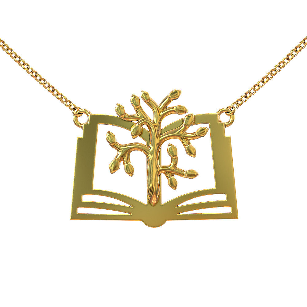 Seeds of Knowledge Pendant