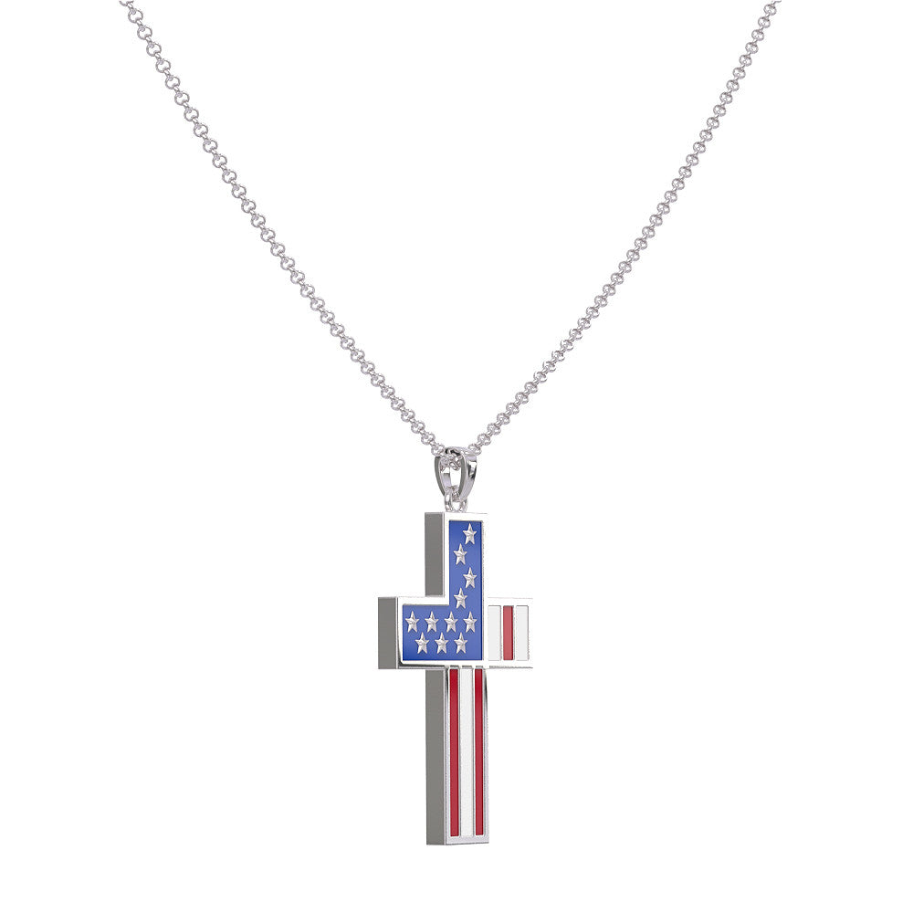 American Christian Necklace