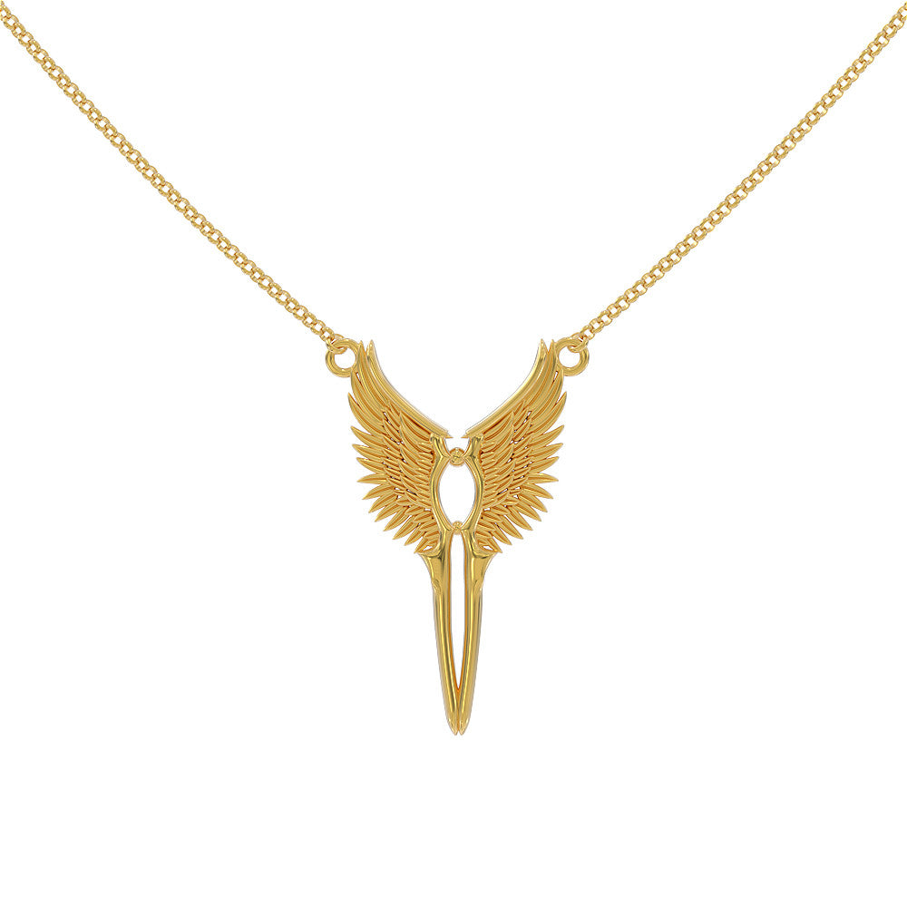 Valkyrie Hanger Necklace