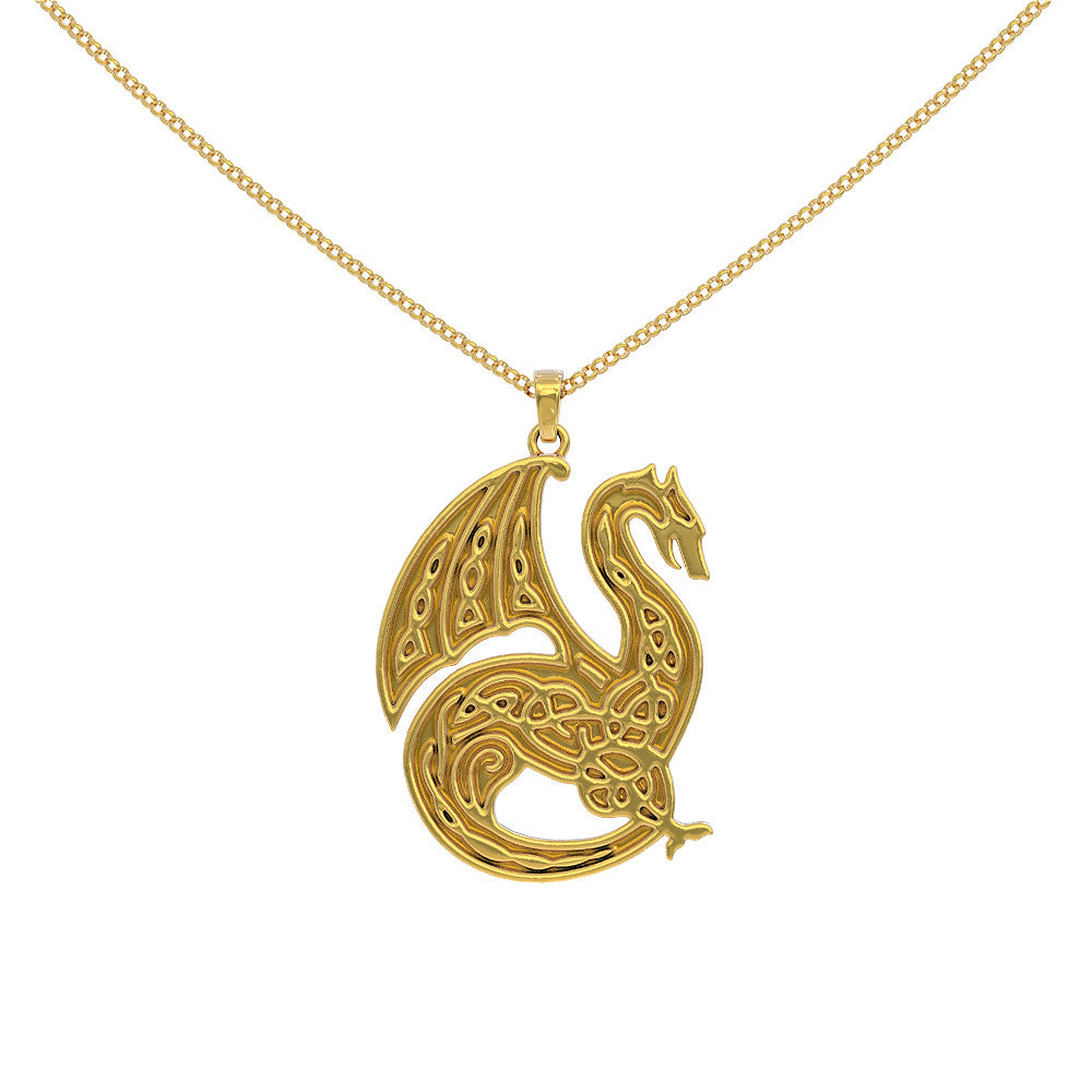 Dragon Pendant V2