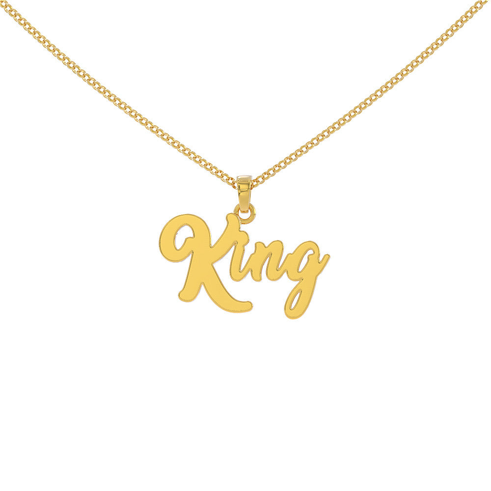 My Little King - Necklace